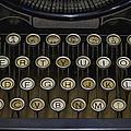 Vintage Typology by Heather Applegate