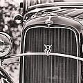 Vintage V8 by Caitlyn  Grasso