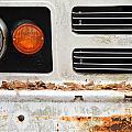 Vintage Van. by Oscar Williams