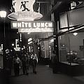 Vintage Vancouver 1950 by Mountain Dreams
