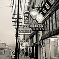 Vintage Vancouver Chinatown 1961 by Mountain Dreams
