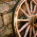 Vintage Wheel by Willis Whyte