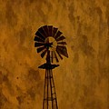 Vintage Windmill  by Dan Sproul