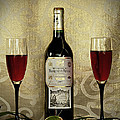 Vintage Wine Lovers by Inspired Nature Photography Fine Art Photography