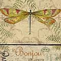 Vintage Wings-paris-e by Jean Plout