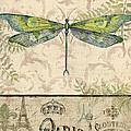 Vintage Wings-paris-g by Jean Plout