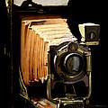 Vintaged Canadian Kodak Camera by Athena Mckinzie