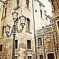 Vintage Venice  by Delphimages Photo Creations
