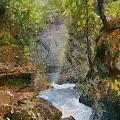 Vintgar Gorge by Dragica  Micki Fortuna