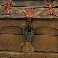 Vintge Strong Box by Paul Freidlund