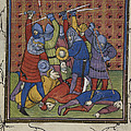 Violence Against French Nobility by British Library