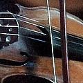 Violin by George Pedro