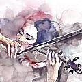Violin Prelude by Faruk Koksal