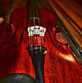Violin Study by Paul Ward