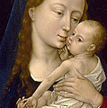 Virgin And Child by Rogier van der Weyden