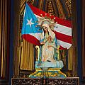 Virgin Mary In Church by George D Gordon III