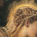 Virgin Mary  by Tintoretto