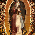 Virgin Of Guadalupe by Mountain Dreams