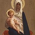 Virgin Of The Deliverance by Ernest Hebert