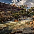 Virgin River by Jeff Burton