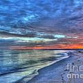 Virginia Beach Sunrise Hdr by Jeff Breiman