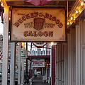 Virginia City Signs by Brent Dolliver