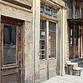 Virginia City Storefronts by Mark Eisenbeil