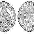 Virginia Company Seal by Granger