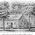 Virginia Rural Church by Granger
