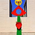 Visions Of Miro by Kris Hiemstra