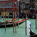 Visions Of Venice 4. by Nancy Bradley