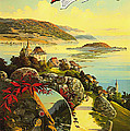 Visit Switzerland 1895 by Mountain Dreams