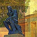 Visit To The Thinker by Alice Gipson