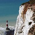 Visiting Beachy Head by James Brunker