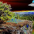 Visiting Rimrock In Spokane by Ben Upham III
