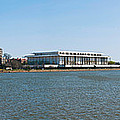 Visitors At Old Georgetown Waterfront by Panoramic Images