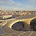 Vista De Sevilla by Hannah Rose