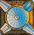 Vittorio Emanuele Gallery - Milan by Luciano Mortula