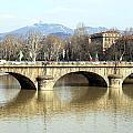 Vittorio Emanuele I Bridge by Valentino Visentini