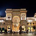 Vittorio Emanuele II Gallery by Michal Bednarek