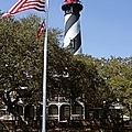 Viva Florida - The St Augustine Lighthouse by Christine Till
