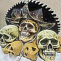 Viva Los Muertos by Gregory Dyer