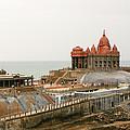 Vivekananda Memorial by Helix Games Photography