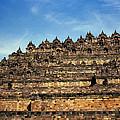 Vivid Borobudur by Shaun Higson