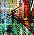 Vivid Existence-no2 by Darla Wood