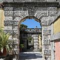 Vizcaya Archways by Carol Groenen
