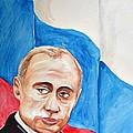 Vladimir Putin 2010 by Ken Higgins