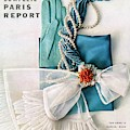 Vogue Cover Featuring Various Accessories by Richard Rutledge