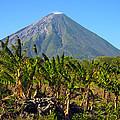 Volcan Concepcion Nicaragua by Kurt Van Wagner