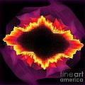 Volcanic Explosion by Gail Matthews